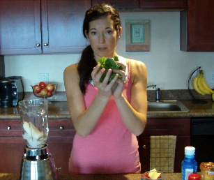FitKim's Green Smoothie