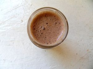 Chocolate Maca Shake-for web