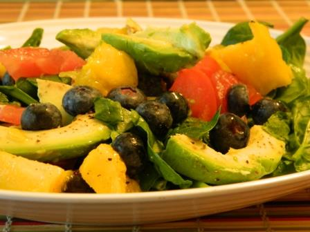 Blueberry & Mango Salad-small for web