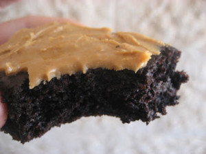 Healthy Fudge Brownies-4
