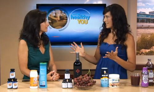 WZZM 13 Natural Beauty Tips