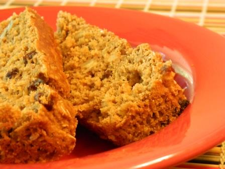 Apple & Walnut Bread-small for web