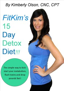 FitKim's 15 Day Detox Diet