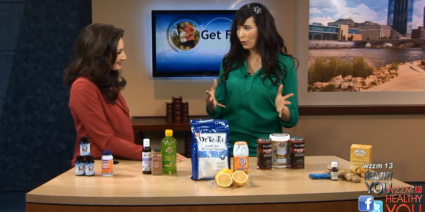 FitKim on WZZM 13-Nautral Remedies-for post