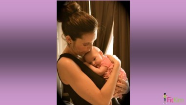 FitKim & Baby Addison-for post
