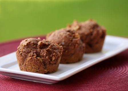 Gluten Free Pumpkin Muffins-for web