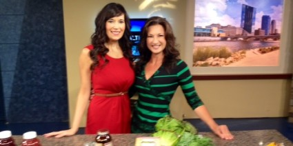 Quick Healthy Snacks for Kids-FitKim on WZZM13-for post