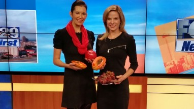 FitKim on Fox Foods that Feed the Skin