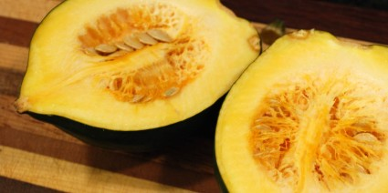 Baked Acorn Squash-for post