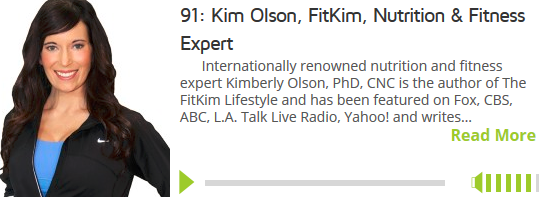 Inspired Conversations Podcast Interview with FitKim