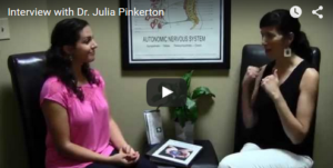 Interview with Dr. Julia Pinkerton