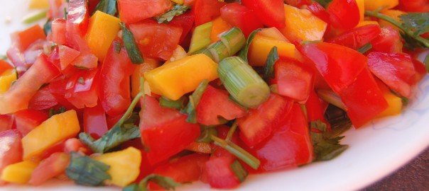 Mango Salsa-for post