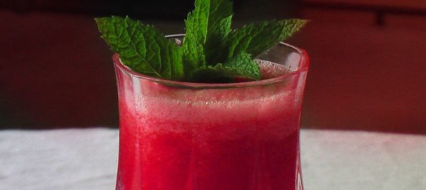 Watermelon Mint Cooler for post