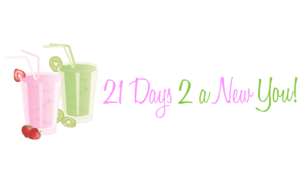 21 Days 2 a New You Logo-XL