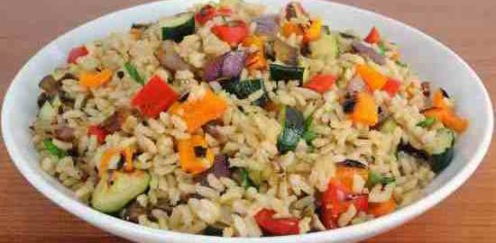 Brown Rice Casserole-for post