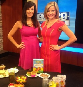 FitKim on Fox Think Outside the Juice Box