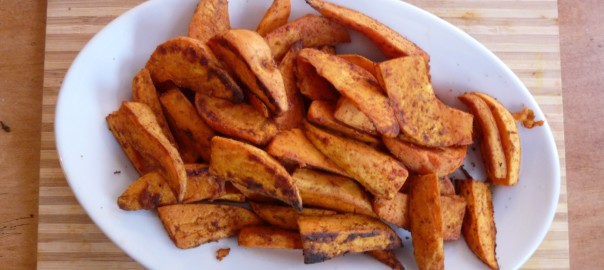 Roasted Sweet Poatoes-for post