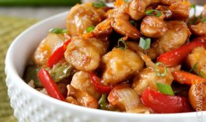 Shrimp or Chicken or Veggie Stir Fry-for post 2