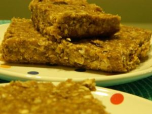 No Bake Protein Bars-FitKim
