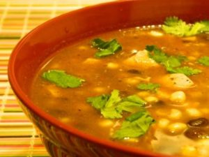 Mexican Chicken Soup-for web