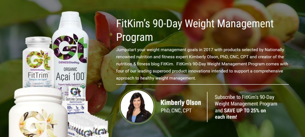 90 Day Weight Management Program